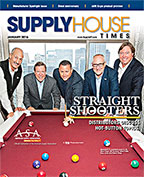 Supply House Times January 2016 cover: Network2015 ASA Roundtable: Part 1