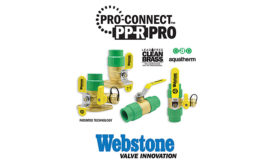 Webstone brass valves