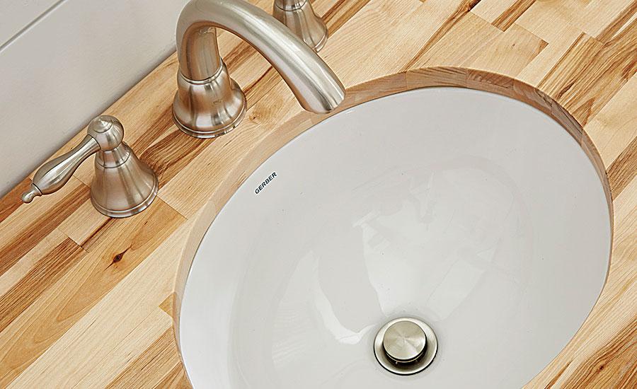Gerber Undercounter Sinks
