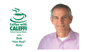 "Bob ""Hot Rod"" Rohr is a Caleffi training and education manager."
