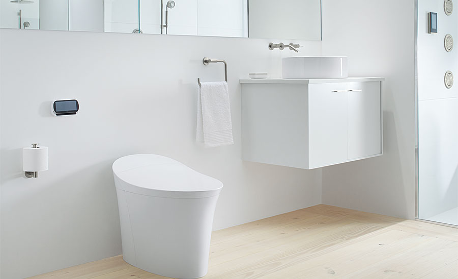 Kohler Toilet; HET, water conservation, bath & kitchen showrooms, PHCP distributors