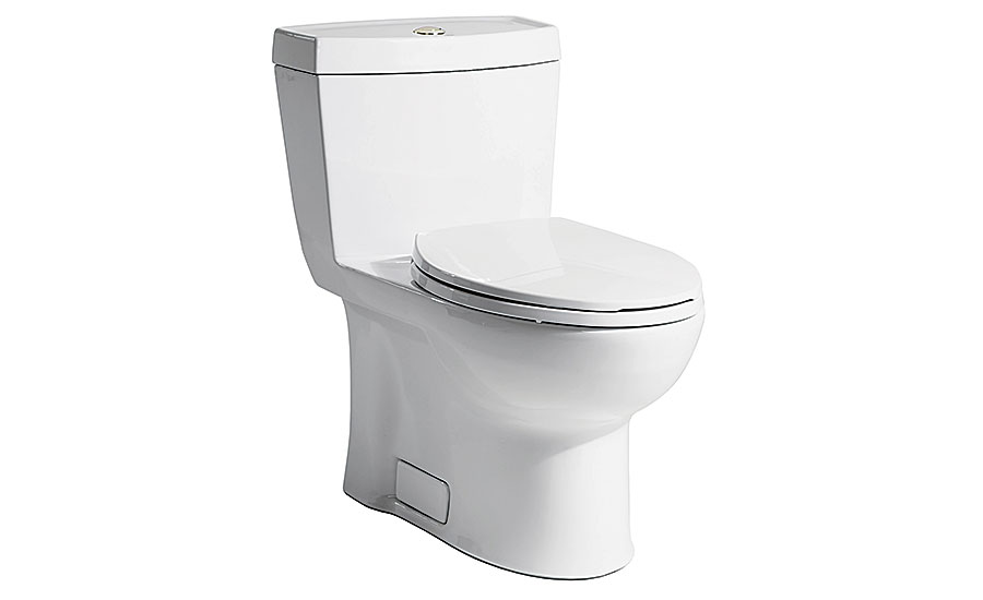 Niagara One-Piece Toilet; toilet, HET, water conservation, bath & kitchen showrooms, PHCP distributors