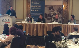 ASA Showroom Managers Meet at KBIS: Event panelists
