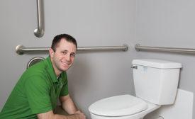 Mid-City Supply Vice President of Operations Dan New; distrubution, branch, toilet