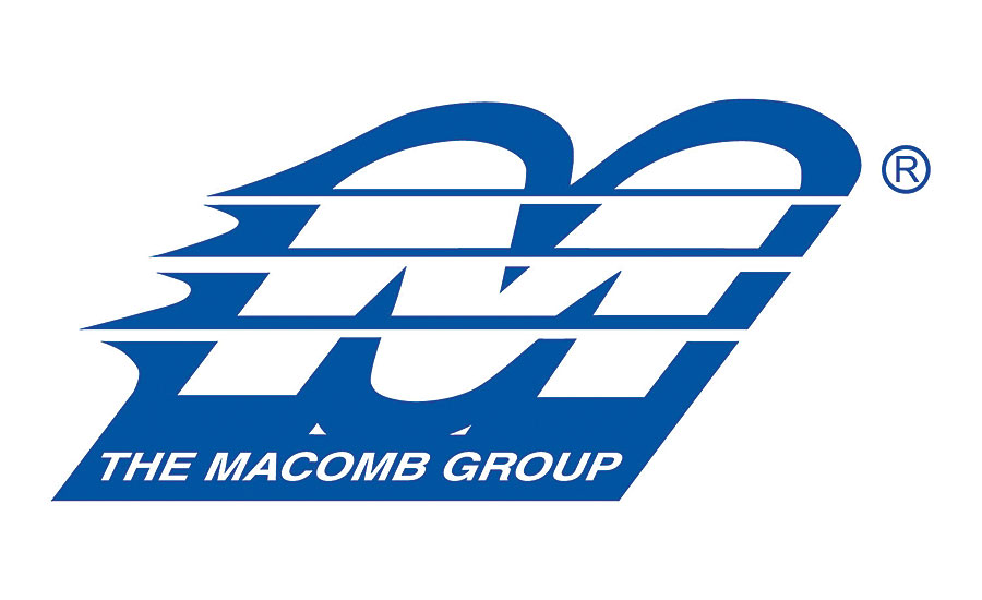 Macomb logo; pipe, valves and fittings; mergers, acquisitions