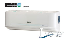 EMI variable-speed heat pump