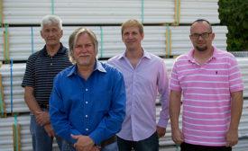 John Burgin of BK Plumbing Supply in Louisville, Ky