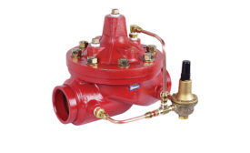 Ames Fire & Waterworks control valve