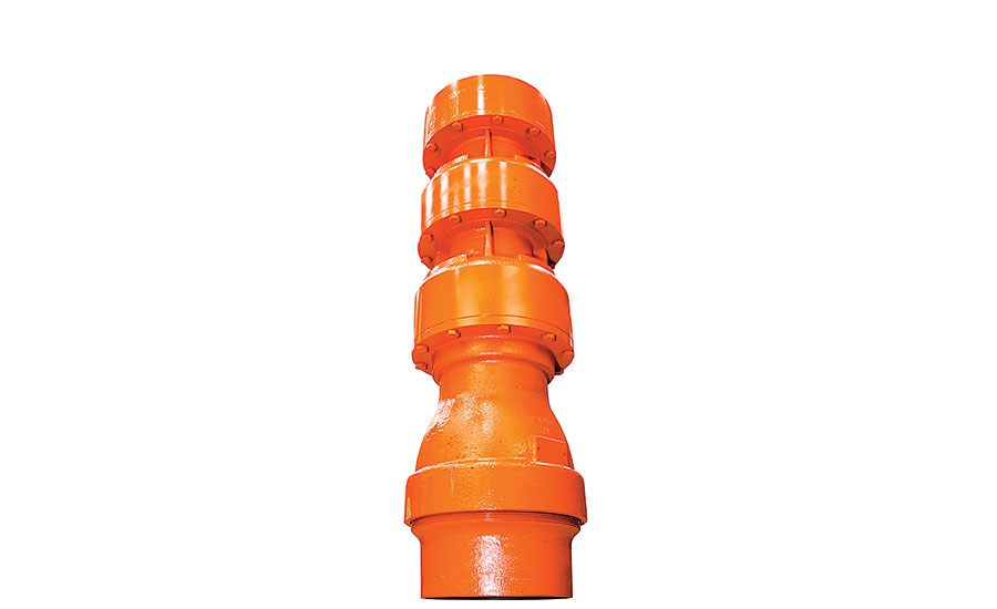 Vertical lineshaft turbine pumps