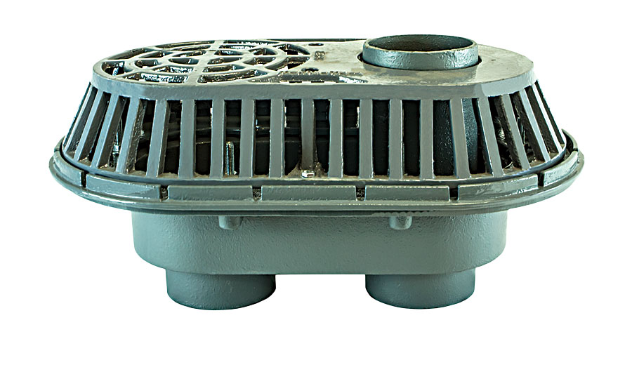 watts overflow roof drains - Roof Drains