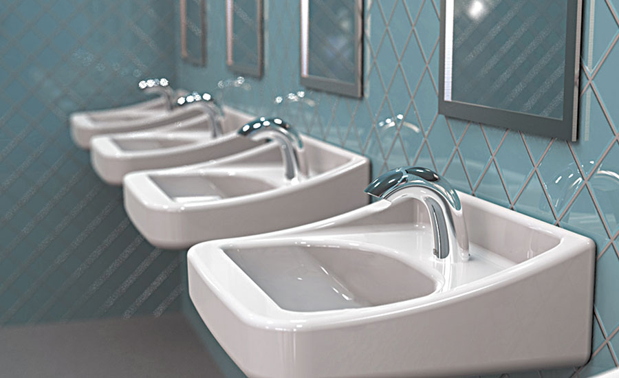 Zurn faucet system
