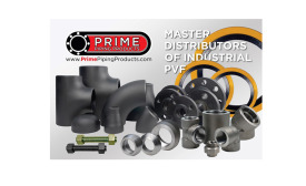 Prime Piping Products sells exclusively to industrial supply houses.