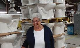 Julie Grassman of Mansfield Plumbing