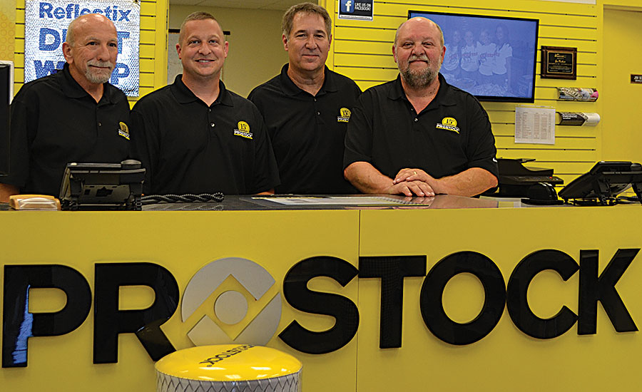Rheem is celebrating the 15th anniversary of its PROSTOCK program for Rheem and Ruud distributors