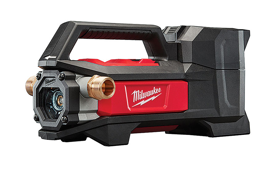 Milwaukee Tool transfer pump