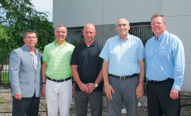 MIFAB's executive team