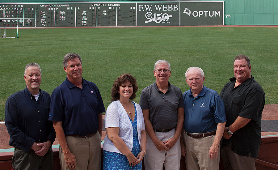 F W Webb Named 2016 Supply House Times Supply House Of