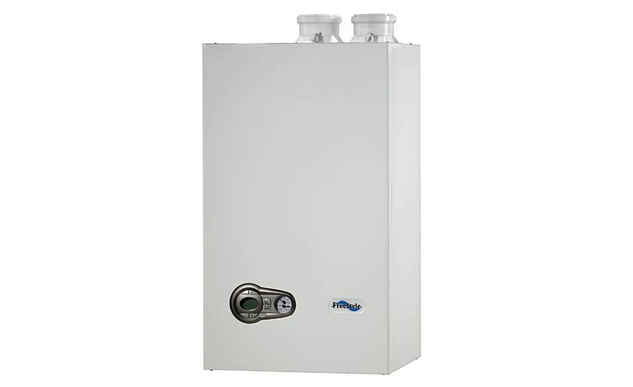Williamson gas-fired boilers
