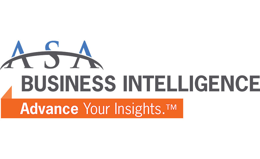 ASA business intelligence reports provide key value