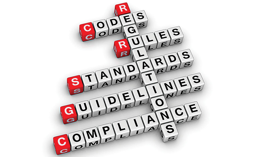 Asa To Launch Codes And Standards Committee 2016 10 30