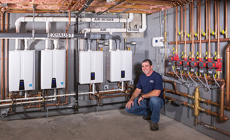Mike Grella of M Grella Plumbing and Heating