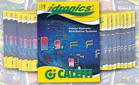 Caleffi hydronics book