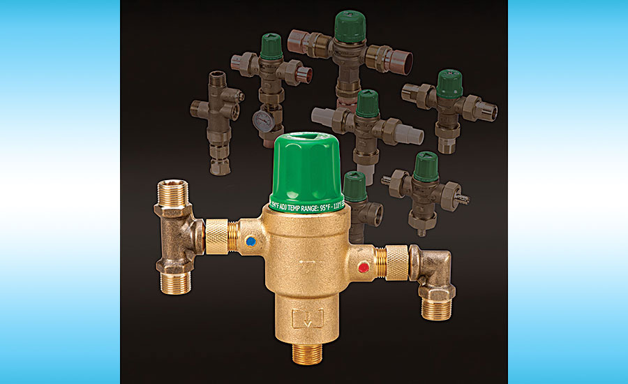 Taco thermostatic mixing valve
