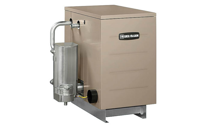 Weil-McLain condensing boiler | 2016-09-21 | Supply House Times
