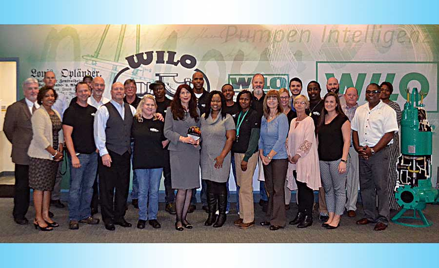 Wilo USA's Tompea recognized in 'Faces of Manufacturing'