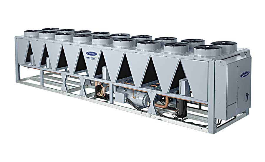 Carrier screw chiller