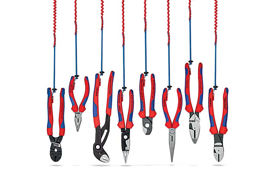 KNIPEX tethered tools