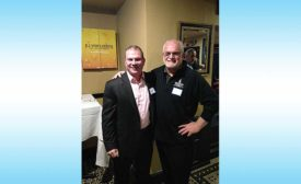 Iron League of Philadelphia holds networking event