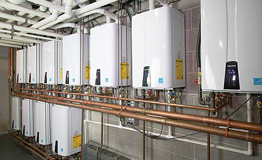 Remote connectivity becomes more prevalent with water heaters 2017 navien ready link fandeluxe Images