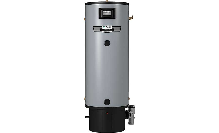 A. O. Smith gas water heater