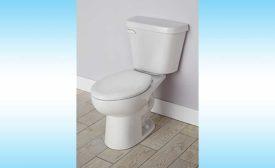 Gerber high-efficiency toilet