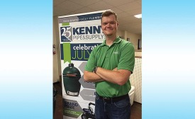 Kenny Pipe & Supply Murfreesboro Branch Manager Patrick Kenny