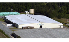 New distribution center in Kingston, North Carolina begins operations Jan. 1.