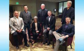 Members of AIM/R's Executive Committee