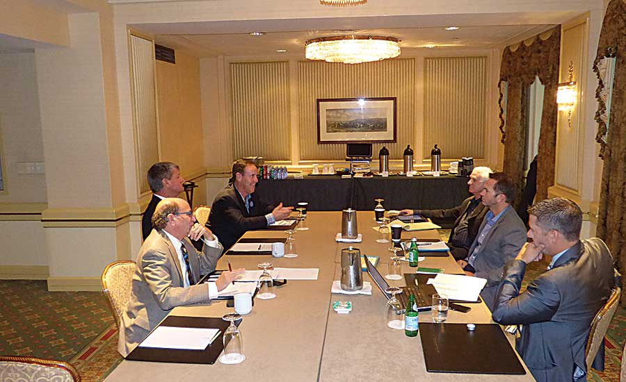 The American Supply Association/Supply House Times seventh annual distributor roundtable interview was held during NETWORK 2016 at the Waldorf Astoria in New York City