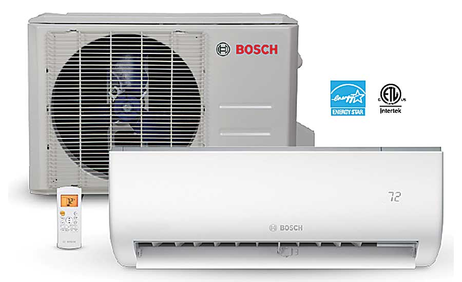 Bosch Thermotechnology mini-split heat pumps (KBIS Preview)