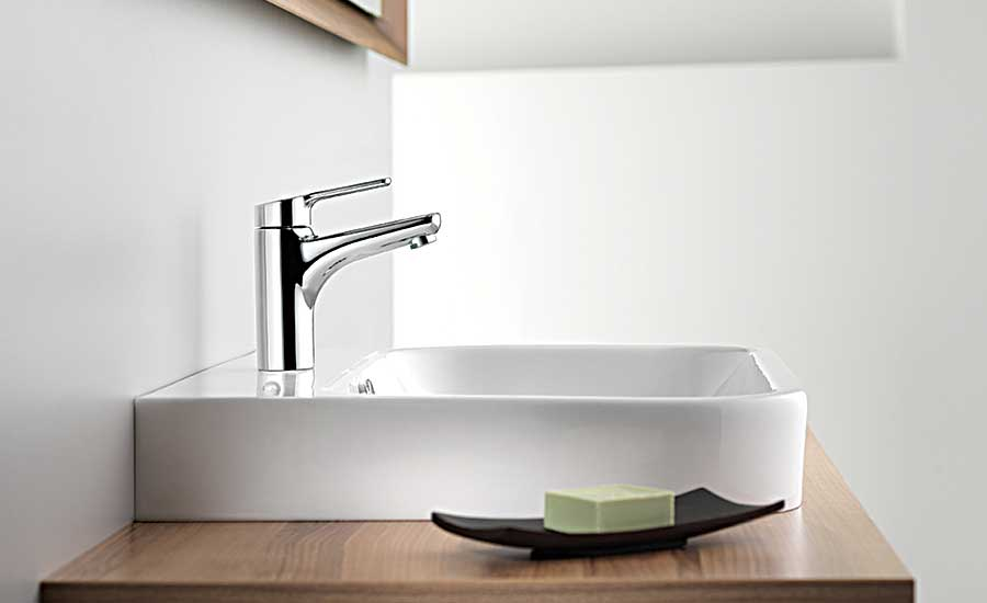 KWC water-saving faucets (KBIS Preview)