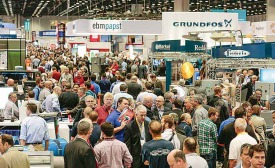 Upcoming AHR Expo on track to be largest in HVACR event's 88-year history