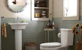 American Standard ultra-high-efficiency toilets