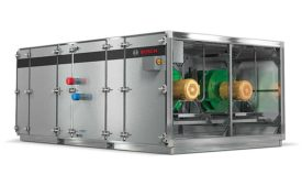 Bosch Thermotechnology commercial air handler