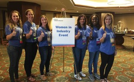 ASA Women in Industry network at spring conference