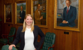 Ashley Martin of NIBCO