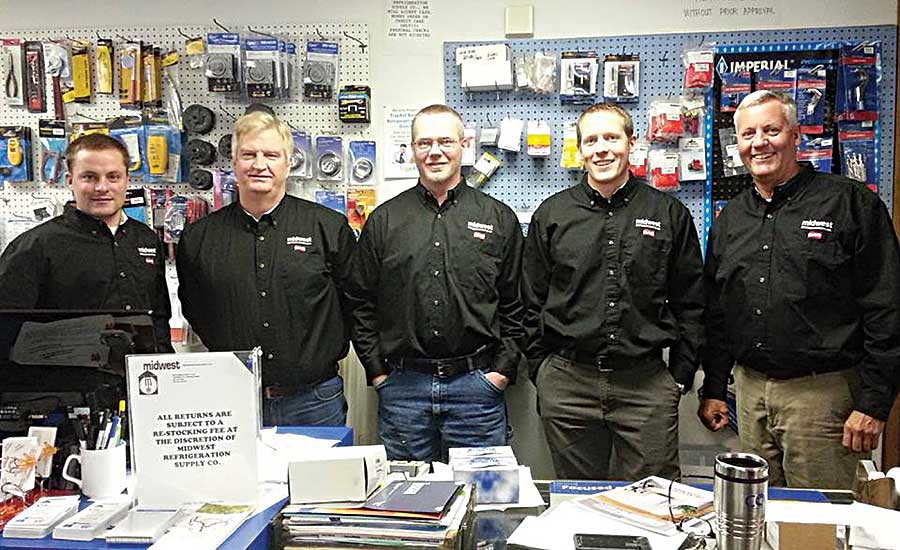 Midwest Refrigeration Supply goes live with Mincron software
