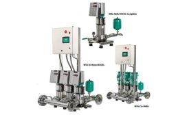 Wilo USA booster pumps (AHR Expo)