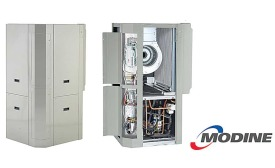 Modine geothermal HVAC solution (AHR Expo)