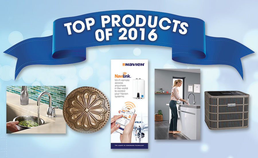 Supply House Times Top Products of 2016